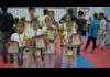 Соревнования по Кекусинкай МО Ульянка «Кубок надежд»