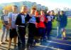 Прием нормативов ВФСК «ГТО» по дисциплинам «бег»
